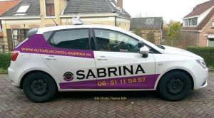 Rijschool Sabrina